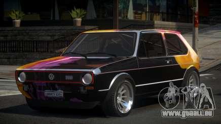 Volkswagen Golf GS-I PJ4 pour GTA 4