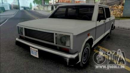 Bobcat XL (Double Cab) für GTA San Andreas