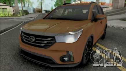 GAC Trumpchi GS4 für GTA San Andreas