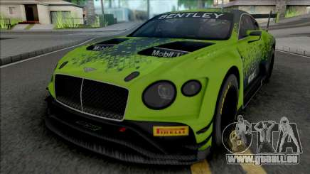 Bentley Continental GT3 2020 für GTA San Andreas