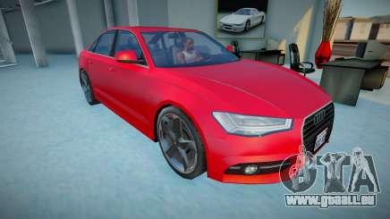 Audi A6 (Stock) für GTA San Andreas