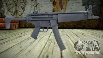 Quality MP5 für GTA San Andreas