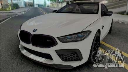 BMW M8 Competition [HQ] pour GTA San Andreas