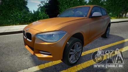 BMW M135i 2013 (good model) für GTA San Andreas