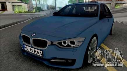 BMW 3-er F30 Sport Line 2013 pour GTA San Andreas
