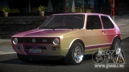 Volkswagen Golf GS-I PJ7 pour GTA 4