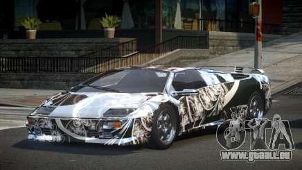 Lamborghini Diablo U-Style S10 für GTA 4
