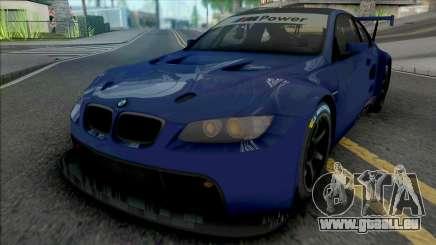 BMW M3 GT2 2009 pour GTA San Andreas