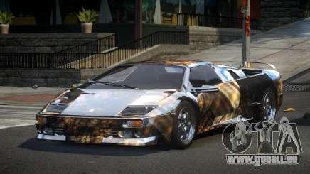 Lamborghini Diablo U-Style S5 für GTA 4