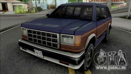 Landstalker MK2 für GTA San Andreas