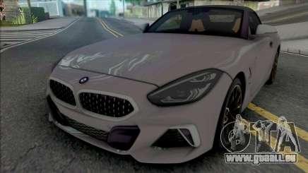 BMW Z4 M40i 2019 [HQ] für GTA San Andreas