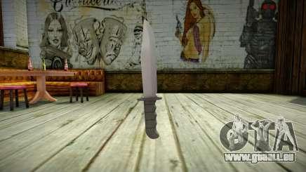 Quality Knife pour GTA San Andreas