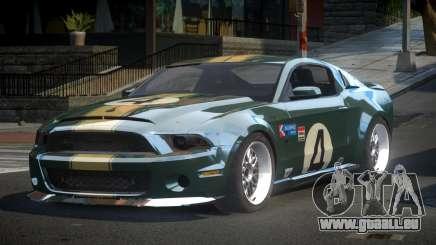 Shelby GT500 GS-U S4 pour GTA 4