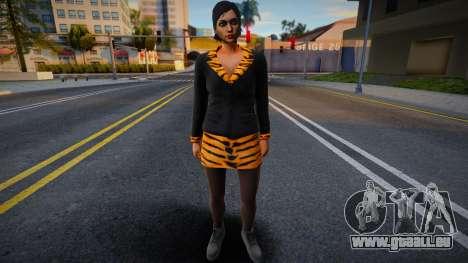 Maria Latore GTA III pour GTA San Andreas