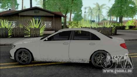 Mercedes-Benz E-Class 2020 Lowpoly pour GTA San Andreas