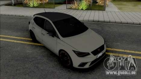 Cupra Ibiza 2021 pour GTA San Andreas
