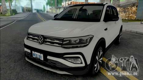 Volkswagen T-Cross 280 TSI 2021 pour GTA San Andreas