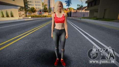 Helena v9 pour GTA San Andreas