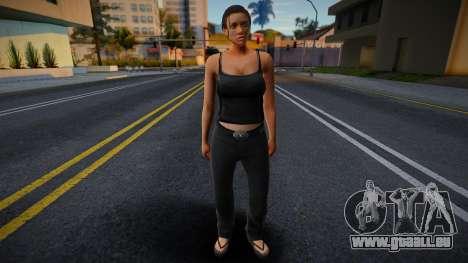 New Cat HD Casual Style GTA SA Catalina pour GTA San Andreas