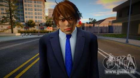 Shin Kamiya Tekken Blood Vengeance pour GTA San Andreas