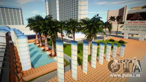 VCS Vegetation für GTA San Andreas