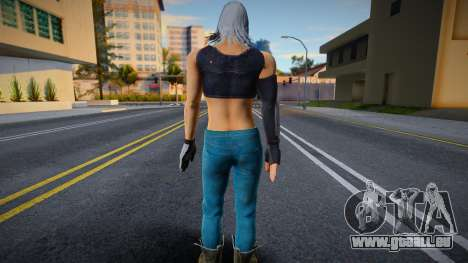Kujo 5 pour GTA San Andreas