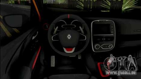 Renault Clio RS (34 HKS 06) pour GTA San Andreas