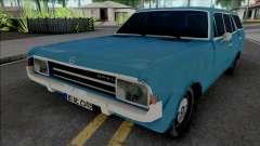 Opel Rekord C Caravan 4 Doors 1969