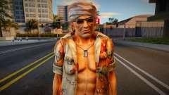 Dead Or Alive 5: Ultimate - Leon 1 pour GTA San Andreas