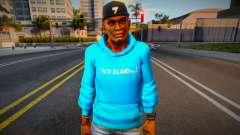 Dead Or Alive 5: Ultimate - Zack 2 pour GTA San Andreas