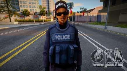 Swat Ryder V1 pour GTA San Andreas