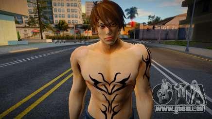 Shin Casual Tekken (Bad Boy 5) pour GTA San Andreas