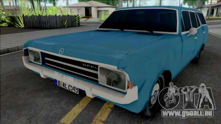 Opel Rekord C Caravan 4 Doors 1969 für GTA San Andreas