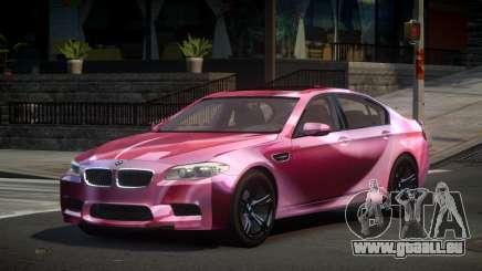 BMW M5 U-Style S10 pour GTA 4