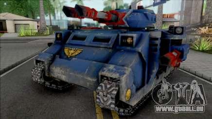 Ultramarines Predator Annihilator für GTA San Andreas