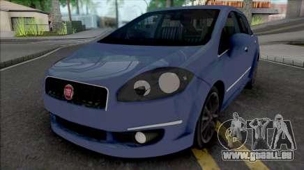 Fiat Linea 2011 [LQ] für GTA San Andreas