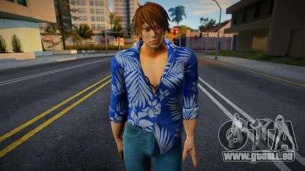 Shin Casual Tekken (Lookers) pour GTA San Andreas
