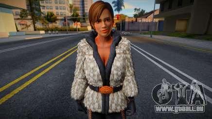 Dead Or Alive 5 - Lisa Hamilton 2 für GTA San Andreas