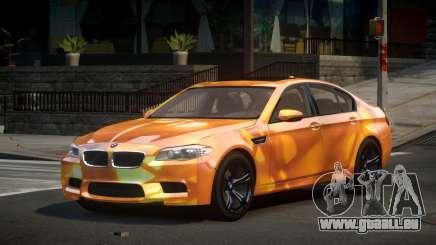 BMW M5 U-Style S6 pour GTA 4