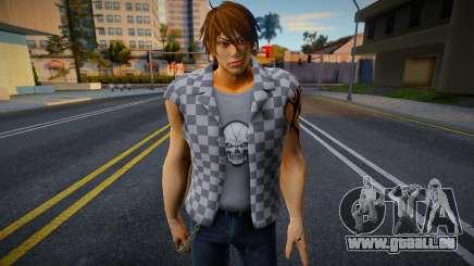 Shin Casual Tekken (Bad Boy 2) pour GTA San Andreas