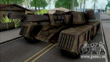 GDI Mammoth Mk.I from Command & Conquer für GTA San Andreas