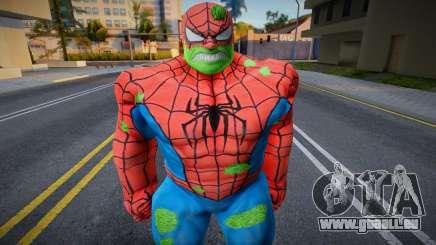 Spider-Hulk pour GTA San Andreas