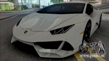 Lamborghini Huracan Evo Coupe 2020 für GTA San Andreas