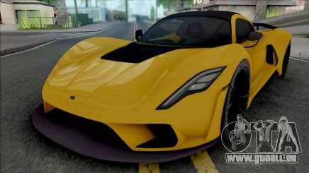 Hennessey Venom F5 2020 pour GTA San Andreas