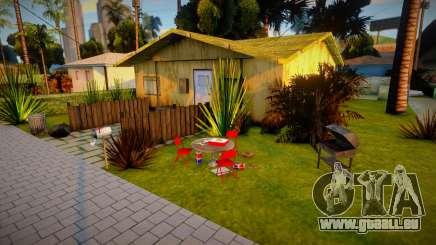 Mapping Denise House für GTA San Andreas
