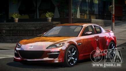 Mazda RX-8 Qz S4 für GTA 4
