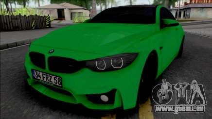 BMW 4-er F32 für GTA San Andreas
