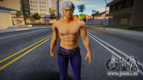 Lee New Clothing 5 pour GTA San Andreas