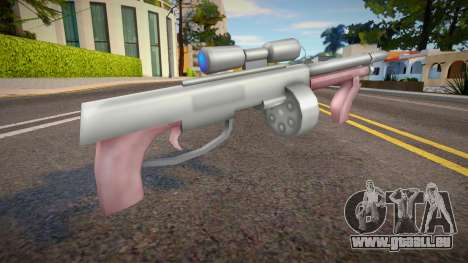 Terraria - Tactical Shotgun pour GTA San Andreas