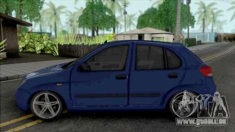 Saipa Tiba 2 [ADB IVF] pour GTA San Andreas